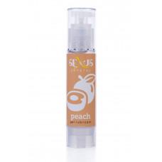 Интимная гель-смазка с ароматом персика