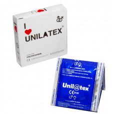 Ультратонкие презервативы Unilatex Ultrathin
