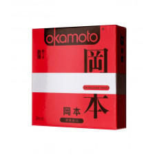Презервативы Okamoto Skinless Skin Super Thin 3 шт.