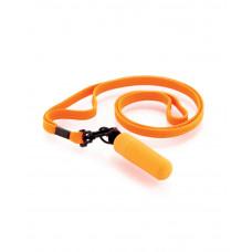 Минивибратор оранжевый с ремешком, 10 штук