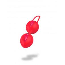 Вагинальные шарики оранжевые Smartballs Duo