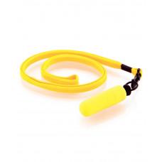 Минивибратор желтый с ремешком, 10 штук