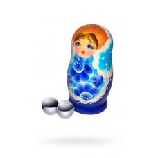 Металлические вагинальные шарики 2,2 см