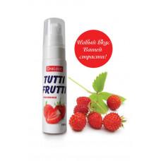 Съедобная смазка для секса Tutti Frutti OraLove земляника
