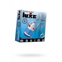 Презервативы Luxe Maxima Глубинная бомба, 3 шт.