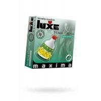 Презервативы Luxe Maxima Гавайский кактус, 3 шт.